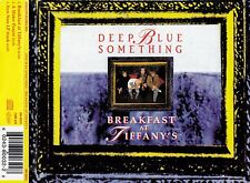 DEEP BLUE SOMETHING : BREAKFAST AT TIFFANY'S / 3 TRACK-CD - TOP-ZUSTAND
