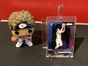 2018-19 Panini Prizm Josh Hart Rookie #46 Los Angeles Lakers!