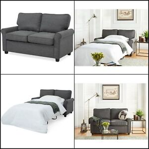 Incredible Details About Sleep Sofa Sleeper Futon Bed Size Full Couch Perfect Sit Pillow Top Memory Foam Home Interior And Landscaping Sapresignezvosmurscom