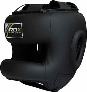 RDX-Training-Head-Guard-Helmet-Boxing-MMA-Martial-Art-Kick-Gear-Face-Protector-U