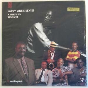 LARRY-WILLIS-SEXTET-A-Tribute-To-Someone-LP-AUDIOQUEST