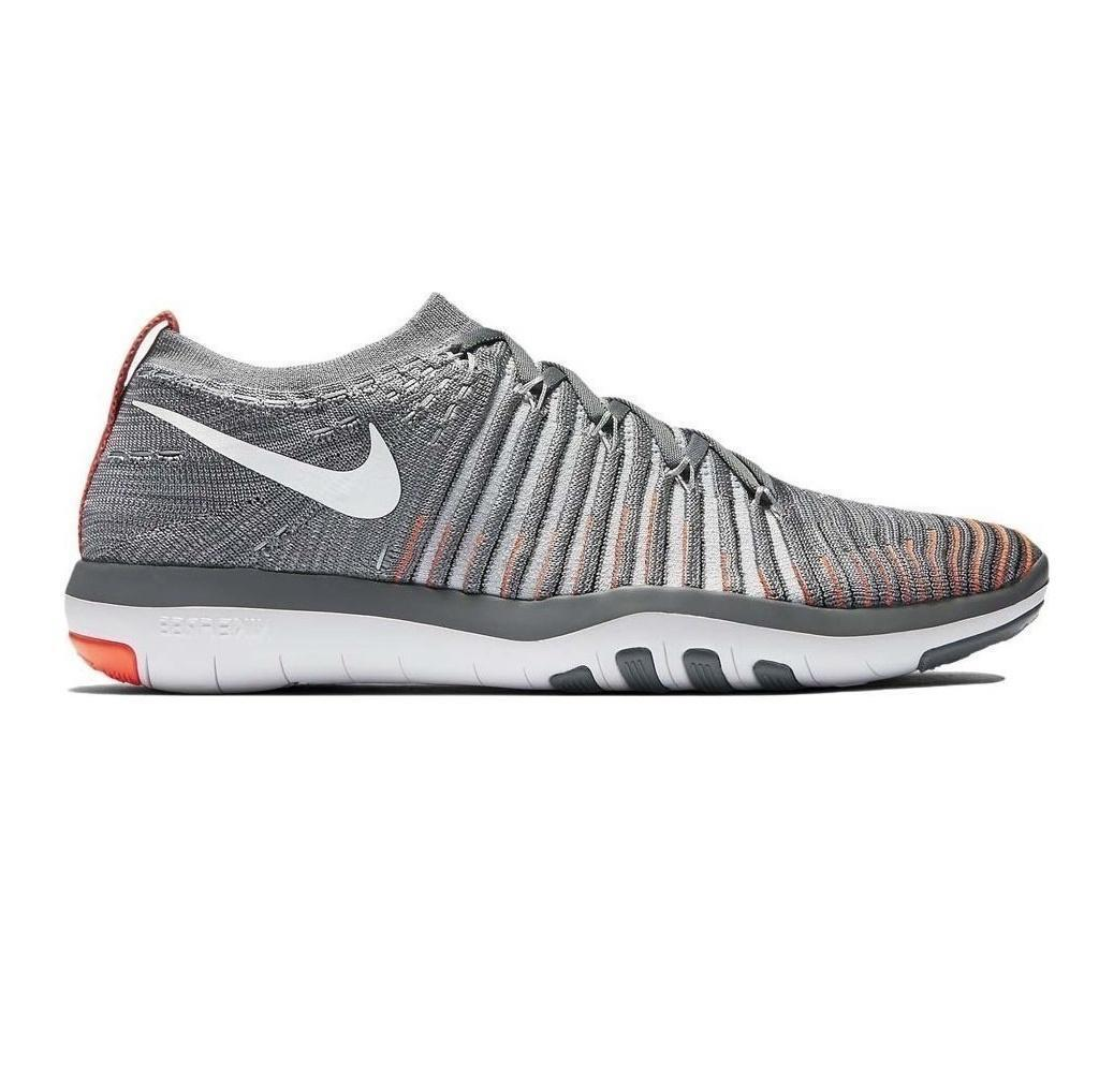 Damenschuhe NIKE FREE Trainers TRANSFORM FLYKNIT Cool Grau Running Trainers FREE 833410 006 0cc1c4