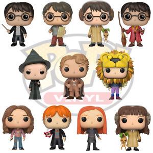 Official-Harry-Potter-Gryffindor-Quidditch-Funko-Pop-Vinyl-Figure-Collectables
