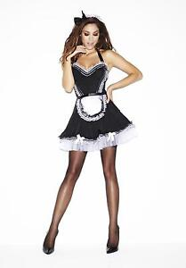 6936d49e1664a Image Is Loading Ann-Summers-Mistress-Maid-Outfit-Sz-24-In- Sc 1 St EBay