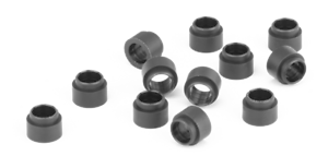 Genuine Fender Knob Spacer Bushings for Acoustasonic and Bassman Amp Knobs 12