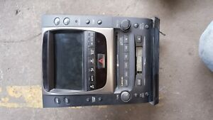 toyota-lexus-gs-2006-audio-and-air-cond-switch
