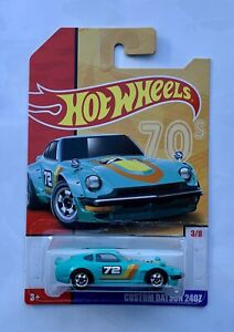 Hot Wheels Fugu Sung Kang Nissan Datsun Fairlady Z 240Z Nismo Prince Jdm Oem