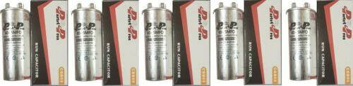5x 40+5 40//5 uF MFD 370-440V VAC High Quality Motor Dual Run Capacitor CBB65-R