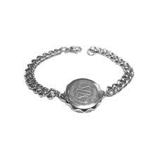 SOS Talisman - Chrome Junior Bracelet