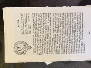 B1o-ephemera-2-pages-clan-tartans-description-clan-tartan-logan