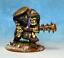 Orc-with-Spiked-Club-and-shield-Warhammer-Fantasy-Armies-28mm-Unpainted-Wargames thumbnail 1