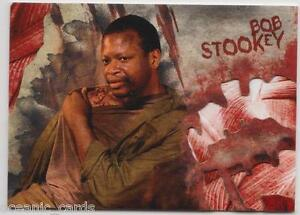 TOPPS-THE-WALKING-DEAD-SURVIVAL-BOX-INSERT-CARD-WALKER-BITE-4-OF-5-BOB-STOOKEY