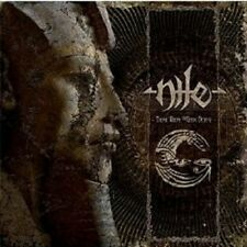 "NILE ""THOSE WHOM THE GODS DETEST"" CD DIGIPACK NEW+"