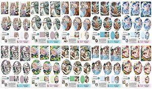Bumper-cardmaking-kit-Fantasy-Fairies-and-Magical-Mermaids-die-cut-decoupage