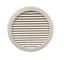 Lueftungsgitter-Abluftgitter-Fertiggarage-195-230-mm-rund-Flansch-Garage Indexbild 1
