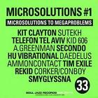 Microsolutions to Megaproblems #1 Various Artists Audio CD