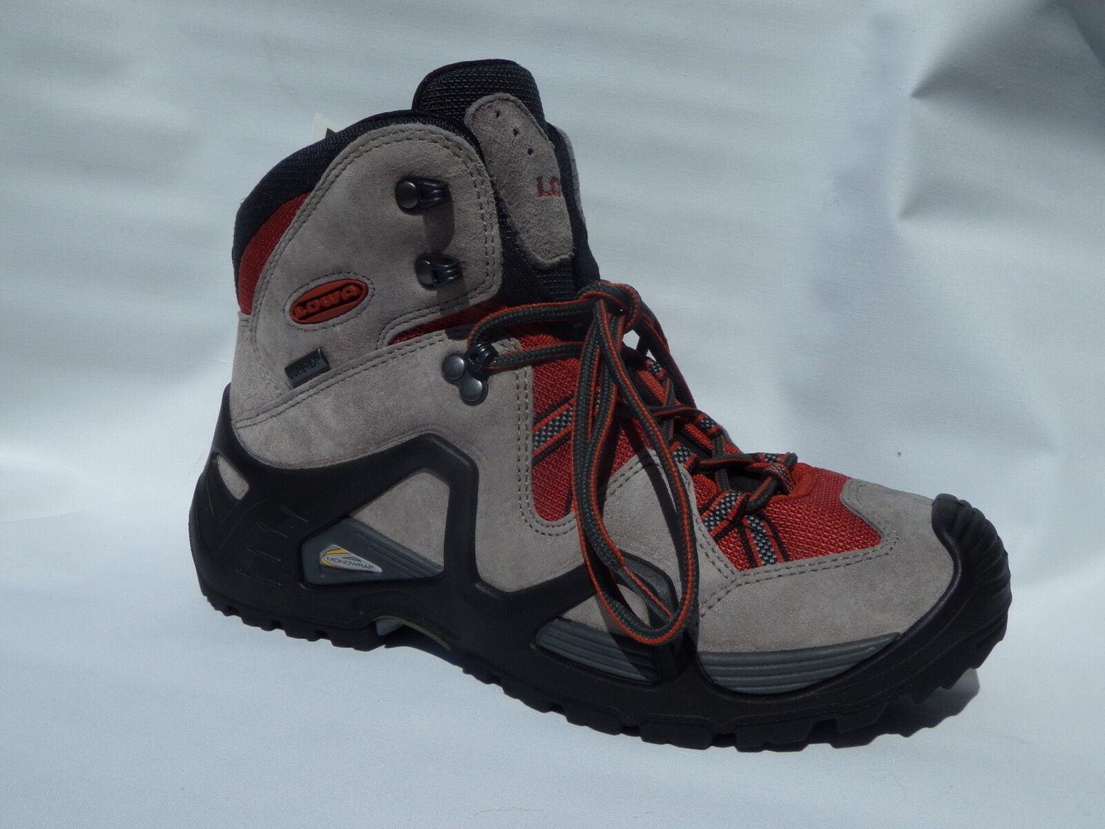 Lowa Zephyr GTX mid gris terracota noté trekking profundidad 4,5  37 1 3  tienda en linea