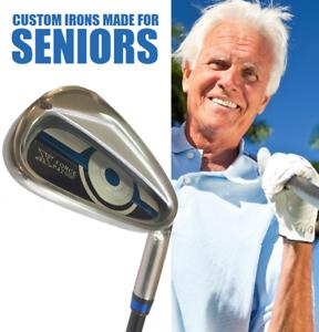 8  Set Completo 4-SW de hierro senior de club con grafito ejes Ultra Lite  más vendido
