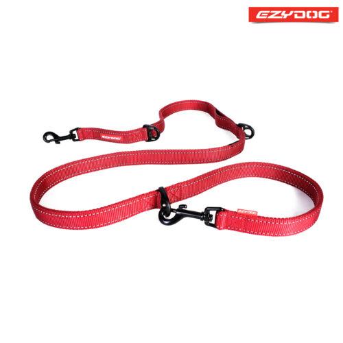 EZYDOG VARIO 6 Multi-Function DOG LEAD 6 in 1 Multi-purpose Dog Leash Training
