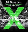 Ed Sheeran - Jumpers for Goalposts Live at Wembley Stadium 2015 BLURAY
