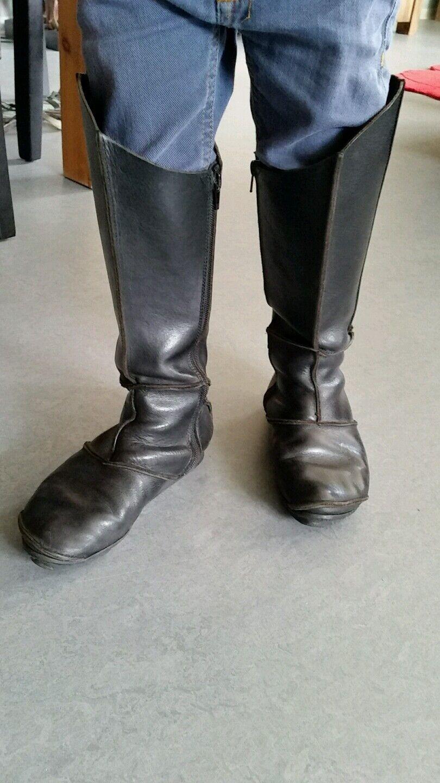 Trippen Stiefel Gr. 36 Günstige und gute Schuhe