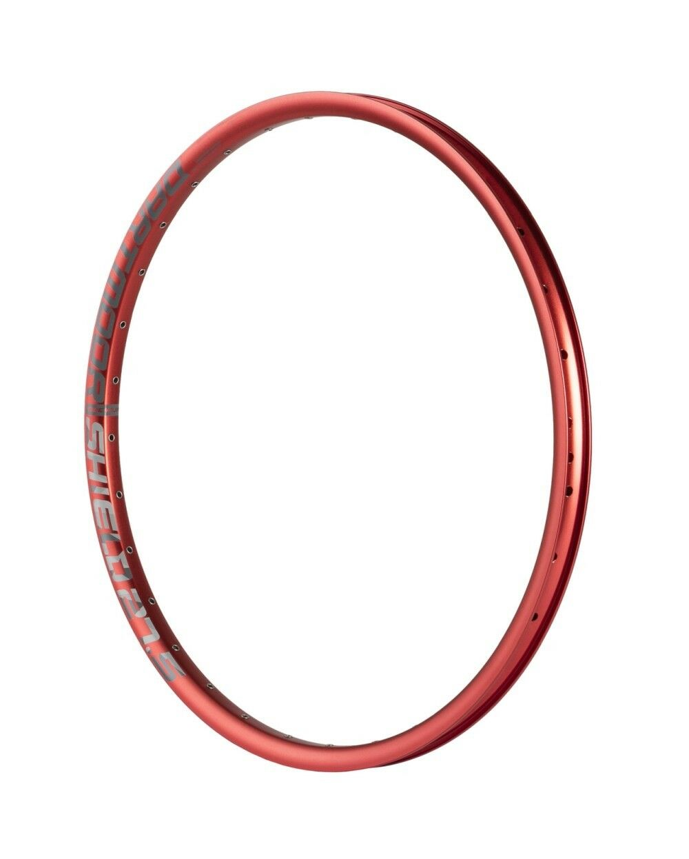 DARTMOOR Shield 27.5  Rim   Red 32H