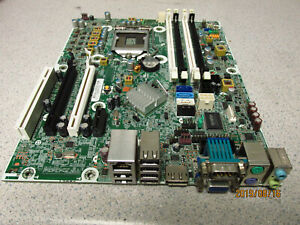 HP X16PCIEXP J41 615645-001 LGA1155 Mother Board
