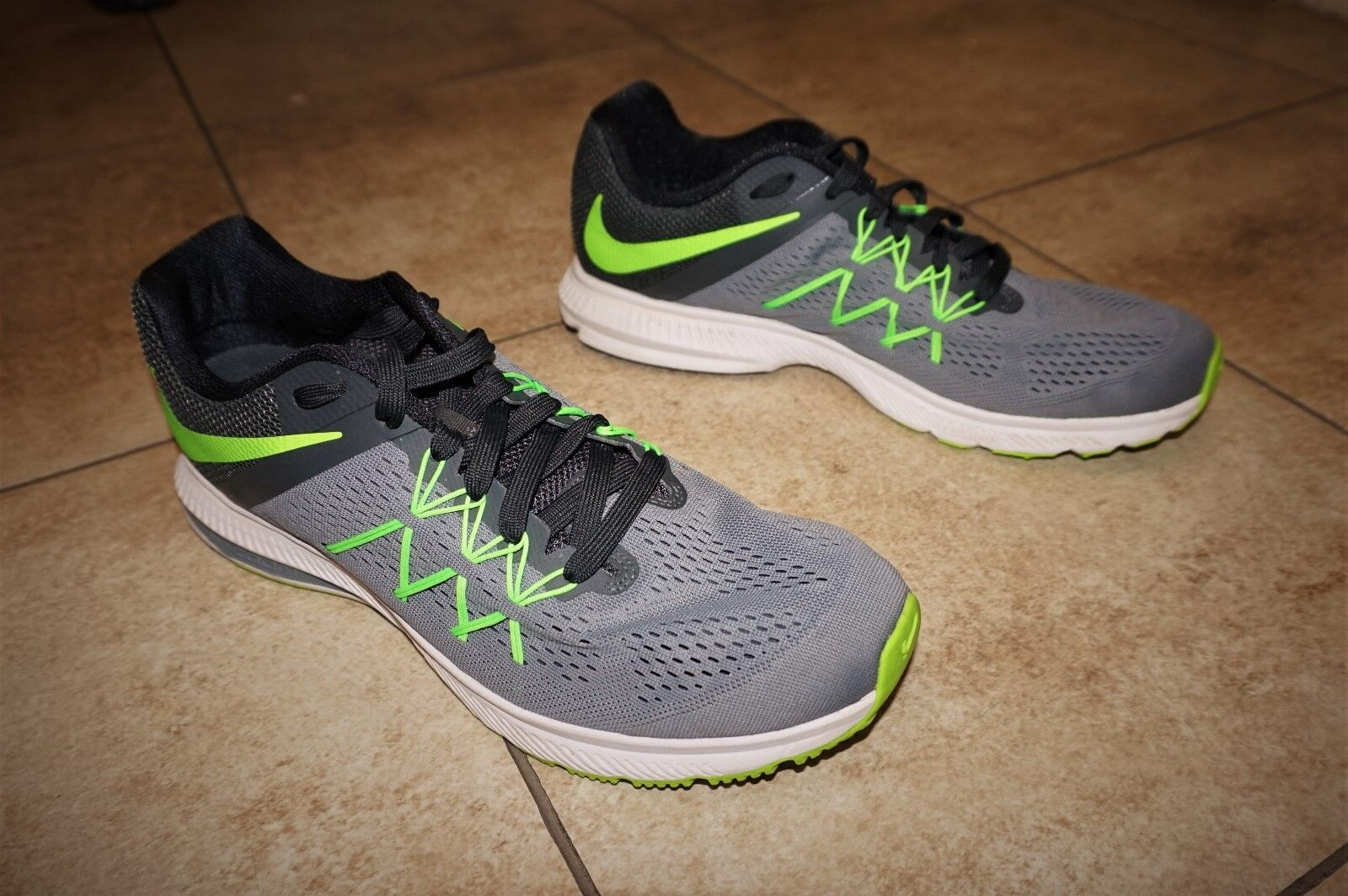 Nike Zoom Winflo 3 Men's Running Shoes Trainers US Size 13