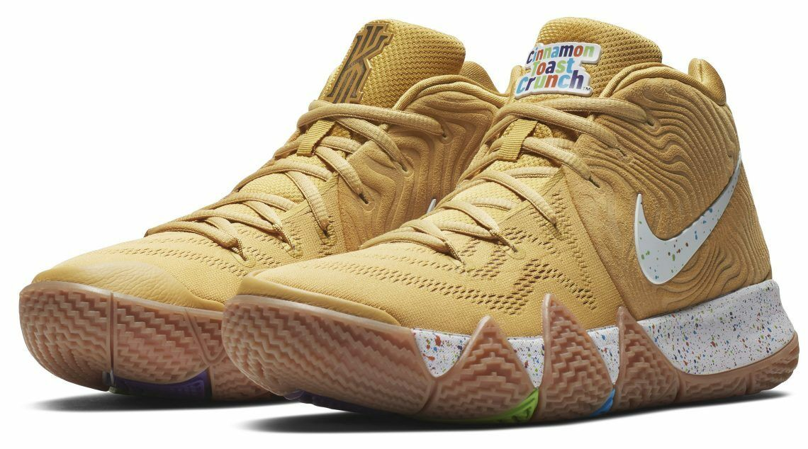 Nike Kyrie 4 Cereal Pack Cinnamon STYLE BV0426-900 men size 8-13