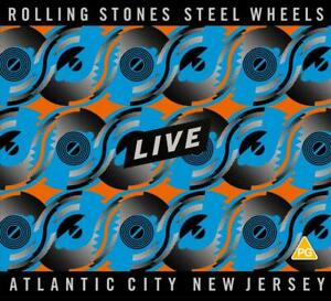 The Rolling Stones - Steel Wheels Live - 2CD/SD Blu-Ray