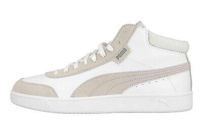 Puma Court Legend Sneaker in Übergrößen Weiß 371119 01 große Herrenschuhe | eBay