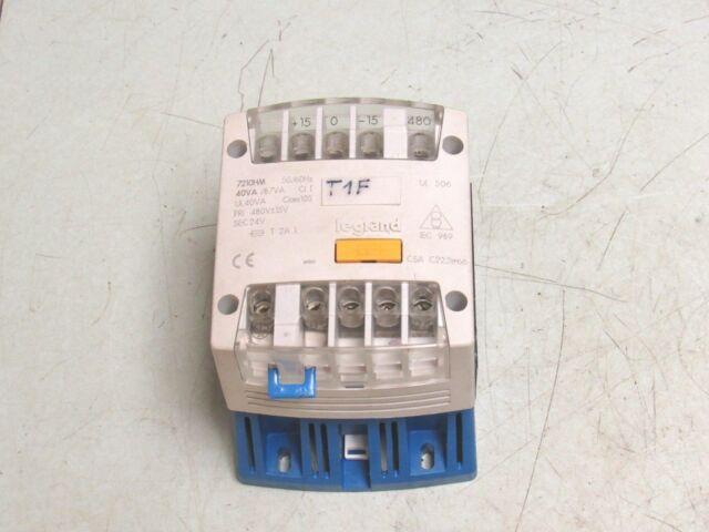 SIEMENS SIDAC-T 4AM8196 Transformator Trafo 400VA sec 24V//115V pri 380//400//420V