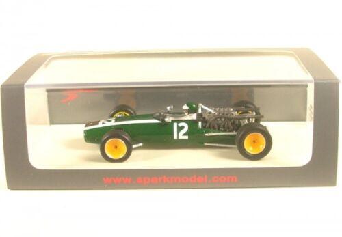 Jochen Rindt Cooper T81B No.12 Dutch GP Formula 1 1967