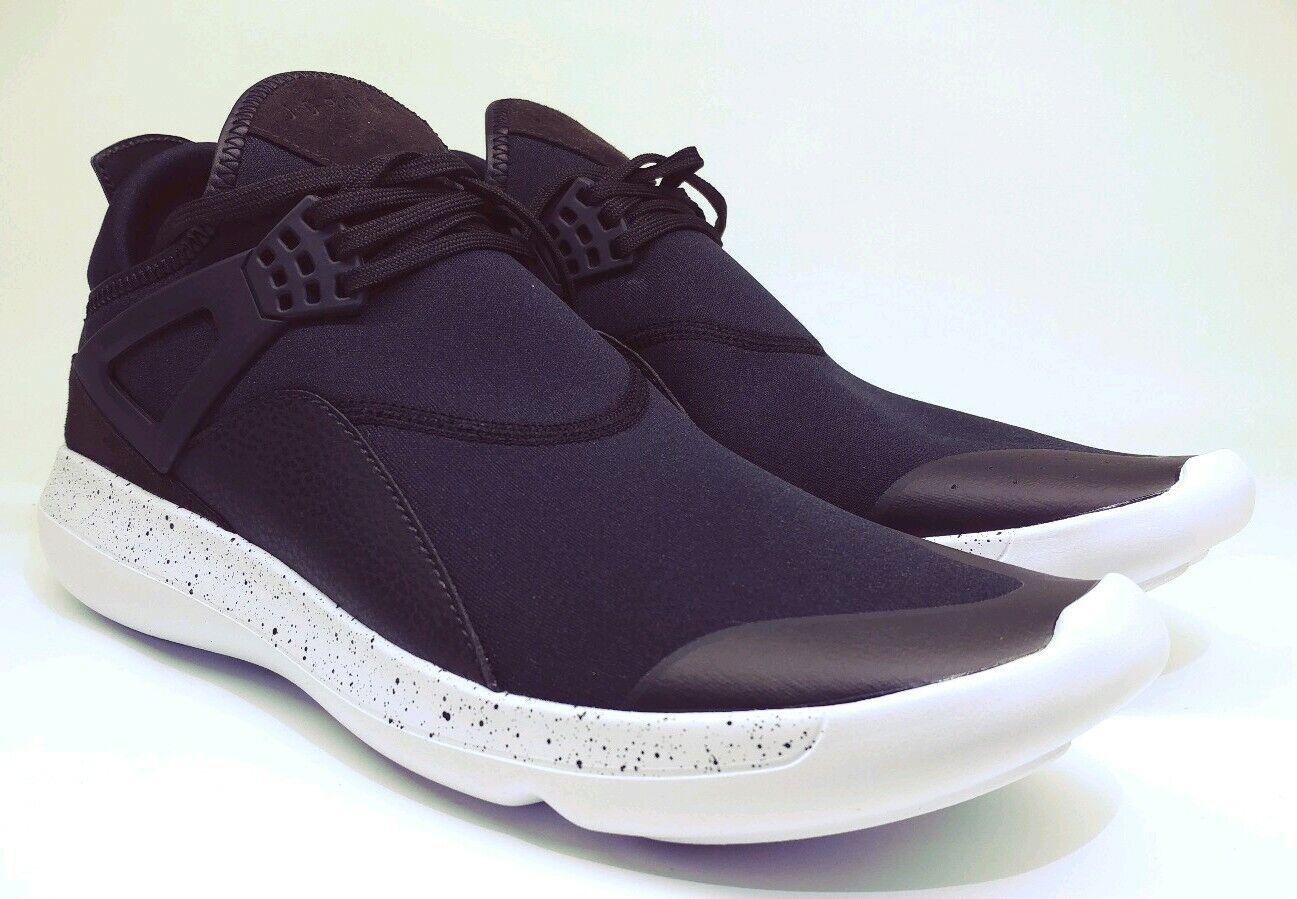 Nike m Jordan Jordan Jordan Fly 89 basketball shoes sneakers Wolf Grey Black Orio size 11.5 75171a