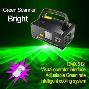 SUNY Mini DMX Green Beam Laser Stage Lights DJ Party Show Projector Lighting