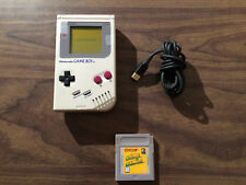 Nintendo Game Boy Launch Edition Gray Handheld System