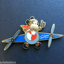 DCA California Adventure Mickey in Airplane Propellers Spin Disney Pin 6323