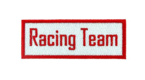 Patch patches racing team vintage embroidered motorcycle biker grand prix car