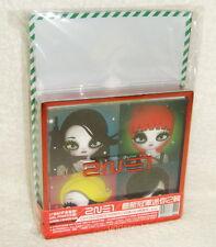 2NE1 Mini Album Vol. 2 Taiwan Ltd CD + 4 PVC Folders (ClearFile)