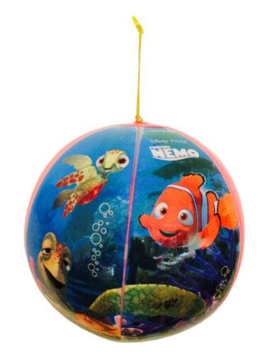 Blue Green /& Yellow Orange Pink Disney Nemo Punch Ball  Assorted Colours