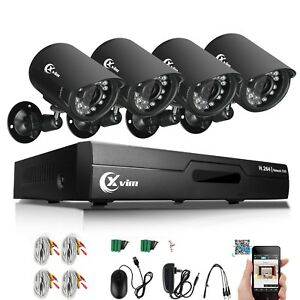 XVIM-4CH-CCTV-Security-Camera-System-HDMI-HD-720P-Outdoor-Video-Surveillance-DVR