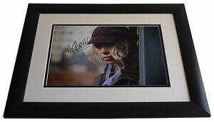 Billie-Piper-SIGNED-FRAMED-Photo-Autograph-16x12-LARGE-display-Doctor-Who-amp-COA
