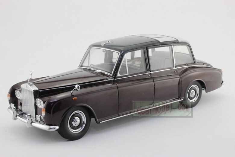 1/18 Rolls Royce Phantom VI Royal Reina Elizabeth II Limited 999 piezas