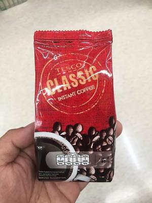 Tesco Classic Instant Coffee Blend Rich Aroma And Well Balanced Flavour 45 G Ebay