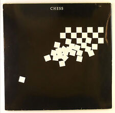 """2 x 12"""" LP - Benny Andersson - Chess - B2430 - with booklet - washed & cleaned"""