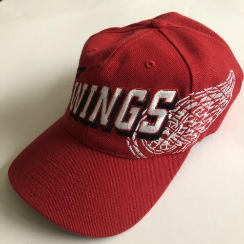 Vintage Detroit Red Wings Sports Specialties Wool