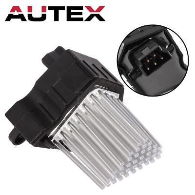 Heater Blower Motor Resistor For E46 E39 X3 E53 X5 M5 64116929486 64118380580