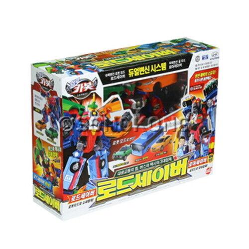 SONOKONG Hello Carbot Road Saver Korean Animation Transformer Robot Toy