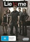 Lie To Me : Season 3 (DVD, 2011, 4-Disc Set)
