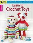Learn to Crochet Toys by Ida Herter (Paperback / softback)
